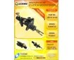 Cosmic Forklift Parts New Parts NO.256-CLUTCH BOOSTER(OIL)