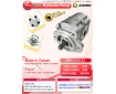 Cosmic Forklift Parts New Parts NO.257-CPW Hydraulic Pump