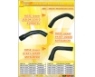 Cosmic Forklift Parts New Parts No.263-HOSE (UPPER / LOWER)