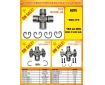 Cosmic Forklift Parts On Sale No.271-U-JOINT&BOLL