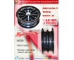 Cosmic Forklift Parts New Parts No.290-PULLEY(FSV.FV)