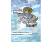 Cosmic Forklift Parts On Sale No.283-Water Pump Catalogue