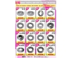 Cosmic Forklift Parts New Parts No.305-CLUTCH BEARING
