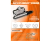 Cosmic Forklift Parts On Sale No.297-MASTER CYLINDER ASS'Y Catalogue (size)