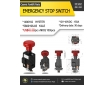 Cosmic Forklift Parts On Sale No.334-EMERGENCY STOP SWITCH