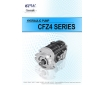 Cosmic Forklift Parts On Sale No.336-CPW HYDRAULIC PUMP CFZ4 SERIES CATALOGUE (size)-cover