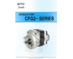 Cosmic Forklift Parts On Sale No.340-CPW HYDRAULIC PUMP CFG22 SERIES CATALOGUE (size)