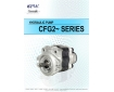 Cosmic Forklift Parts On Sale No.341-CPW HYDRAULIC PUMP CFG22 SERIES CATALOGUE (part no.)
