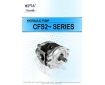 Cosmic Forklift Parts On Sale No.345-CPW HYDRAULIC PUMP CFS2 SERIES CATALOGUE (size)