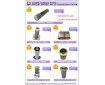 Cosmic Forklift Parts Special Project NO.13-HYDRAULIC FILTER&Transmission-FILTER-page4
