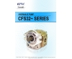 Cosmic Forklift Parts On Sale No.353-CPW HYDRAULIC PUMP CFS32 SERIES CATALOGUE (size)