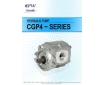 Cosmic Forklift Parts On Sale No.354-CPW HYDRAULIC PUMP CGP4 SERIES CATALOGUE (size)