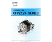 Cosmic Forklift Parts On Sale No.355-CPW HYDRAULIC PUMP CFP22&23 SERIES CATALOGUE (size)