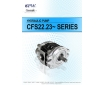 Cosmic Forklift Parts On Sale No.345-CPW HYDRAULIC PUMP CFS22&23 SERIES CATALOGUE (size)