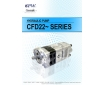 Cosmic Forklift Parts On Sale No.347-CPW HYDRAULIC PUMP CFD22 SERIES CATALOGUE (size)