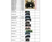 Cosmic Forklift Parts New Parts No.390-Forklift module parts-page3