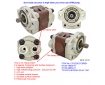 Cosmic Forklift Parts New Parts NO.393-About CosMic and CPW Hydraulic pump-page1